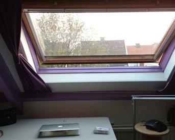 Kamer in Enschede, Rozenstraat op Kamernet.nl: Gezellig huis zoekt vrouwelijk huisgenoot