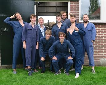 Kamer in Delft, Aan 't Verlaat op Kamernet.nl: Ongekende hoogte op zoek naar een huisgenoot!