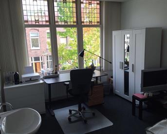 Kamer in Delft, Willem de Zwijgerstraat op Kamernet.nl: Ruime kamer in gezellig schoon huis