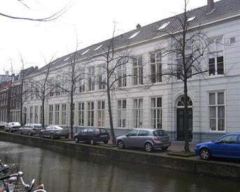 Kamer in Delft, Oude Delft op Kamernet.nl: Private room in Delft centrum