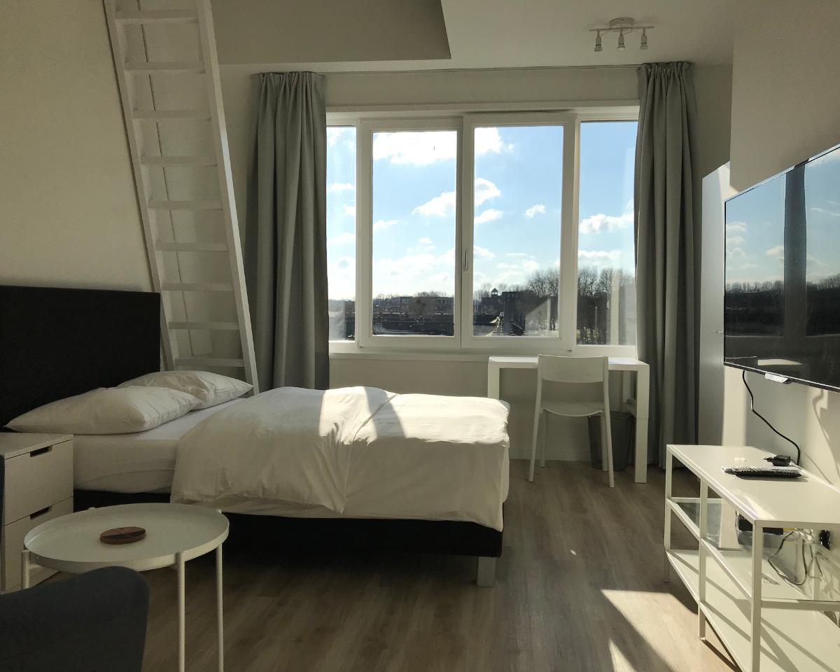 Kamer te huur in de Slauerhoffstraat in Amsterdam