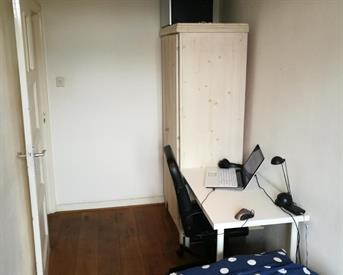 Kamer in Amsterdam, Legmeerplein op Kamernet.nl: Directly available: A very cosy room near the Vondelpark!
