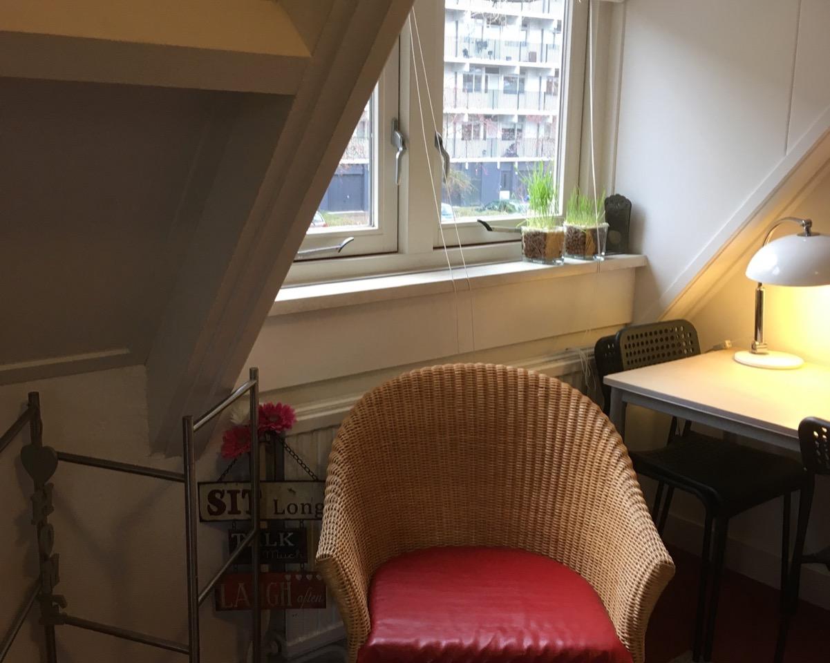 Kamer te huur in de Asterstraat in Wageningen
