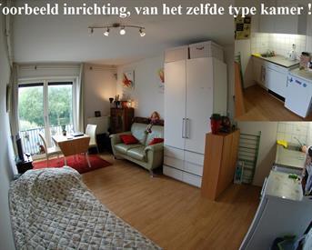 Kamer in Heemskerk, Kerklaan op Kamernet.nl:  Uniek! Leuke, ruime kamer 19m2 centrum Heemskerk