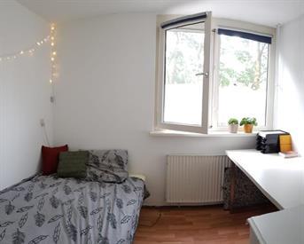 Kamer in Enschede, Etudestraat op Kamernet.nl: Kamer in meidenhuis in Glanerbrug
