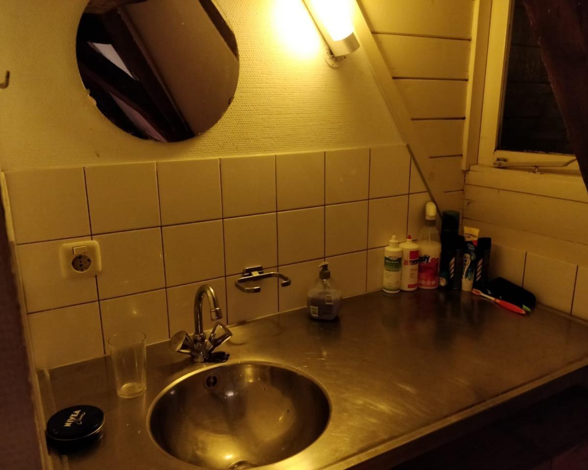 Kamer aan Voorstraat in Delft