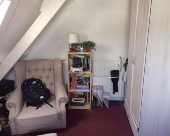 Kamer aan Molenstraat in Leiden
