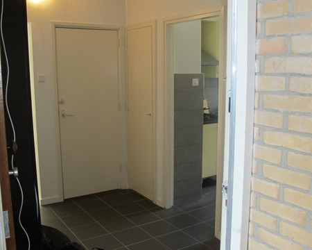 Kamer aan Snelliusstraat in Groningen