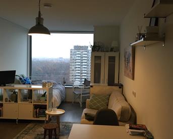 Kamer in Amsterdam, August Allebeplein op Kamernet.nl: Tijdelijke studio