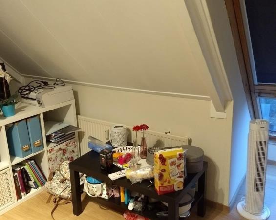 Kamer aan Wilhelminastraat in Enschede