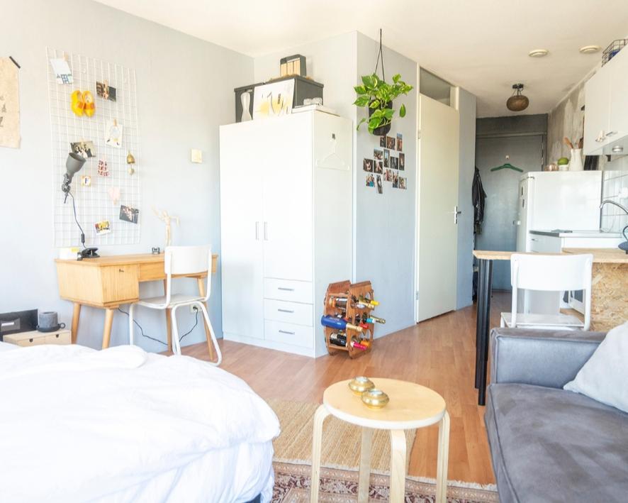Kamer te huur op het Stamkartplein in Den Haag