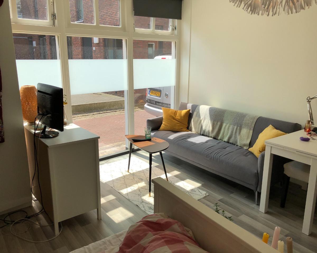 Kamer te huur in de Lissabonstraat in Groningen