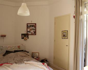 Kamer in Den Haag, Van der Wyckstraat op Kamernet.nl: Gezellig huisje in een rustige buurt