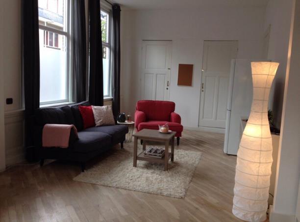 Kamer aan Vermeerstraat in Den Haag