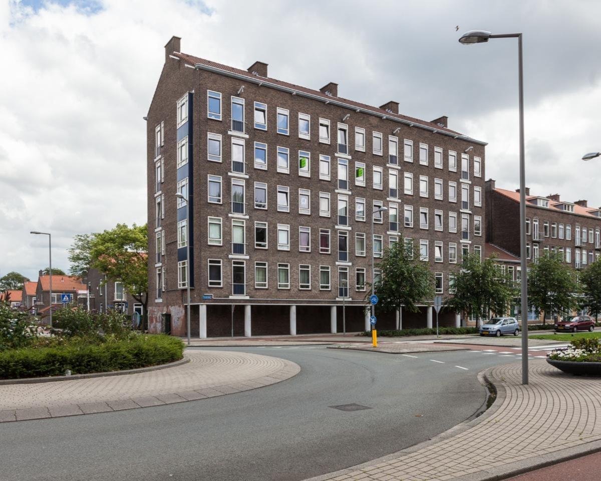 Kamer te huur in de Leopoldstraat in Rotterdam