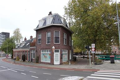 Kamer in Groningen, Eeldersingel op Kamernet.nl: SFEERVOL TWEE-SLAAPKAMERAPPARTEMENT