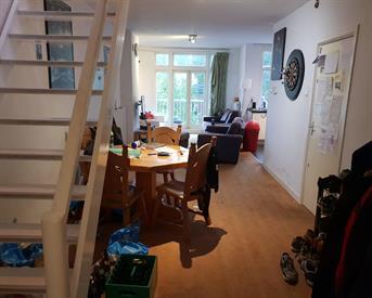 Kamer in Amsterdam, Van Ostadestraat op Kamernet.nl: Tijdelijke kamer 20m2 in de Pijp, Amsterdam