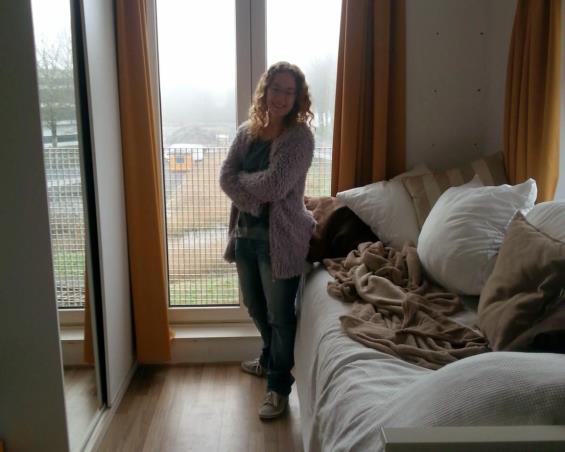 Kamer aan Achter de Hoven in Leeuwarden