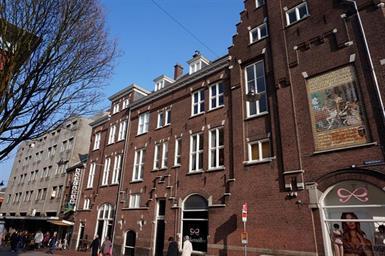 Kamer in Den Bosch, Marktstraat op Kamernet.nl: Bijzonder sfeervol tweekamerappartement