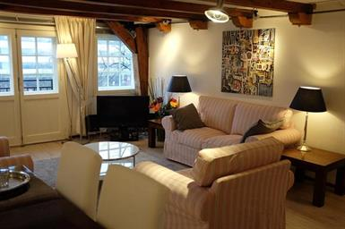 Kamer in Amsterdam, Lijnbaansgracht op Kamernet.nl: Beautiful renovated apartment of around 100m2