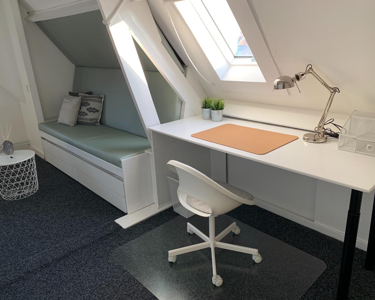 Kamer te huur op de Teteringsedijk in Breda
