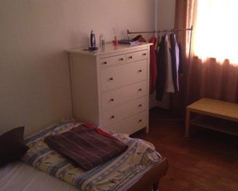 Kamer in Amsterdam, Pieter Calandlaan op Kamernet.nl: Goed onderhouden kamer