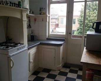 Kamer in Groningen, Petrus Campersingel op Kamernet.nl: TIJDELIJK te huur, Ruime kamer met eigen keuken