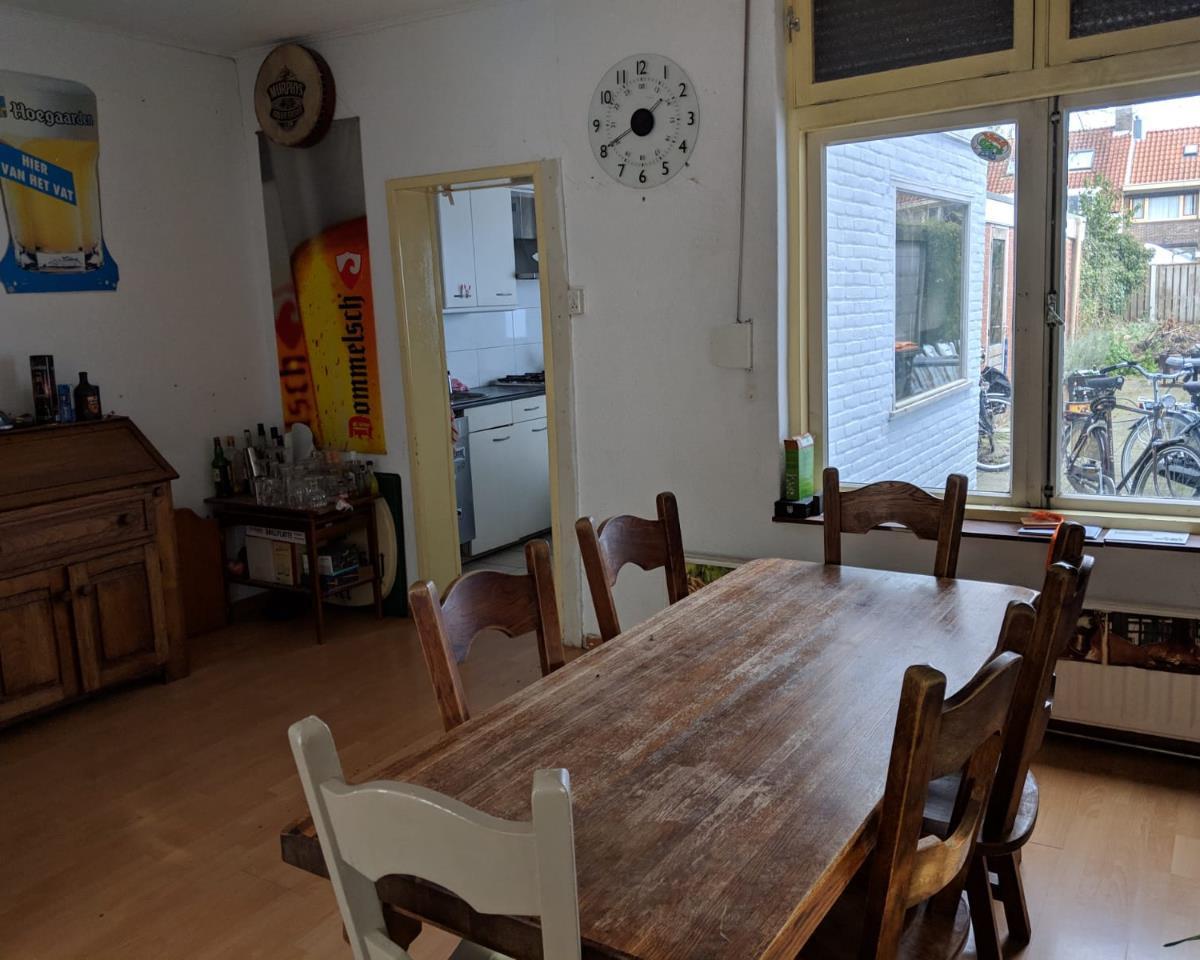 Kamer aan Wassenaerlaan in Tilburg