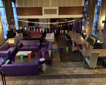 Kamer in Groningen, Merwedestraat op Kamernet.nl: Kamer vrij voor de halve zomer