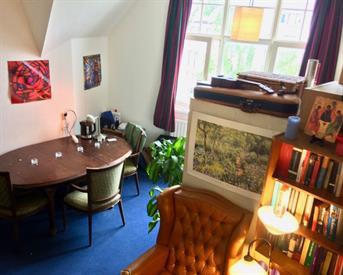 Kamer in Nijmegen, Groesbeekseweg op Kamernet.nl: Warme sfeervolle kamer op prachtige plek