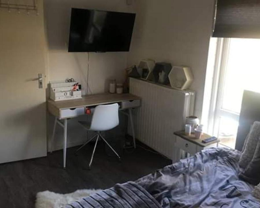 Kamer aan Grensvaart in Breda