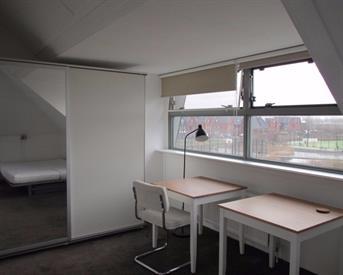 Kamer in Amstelveen, Zonnedauwlaan op Kamernet.nl: Gemeubileerde zolder etage. eur 429, excl. g/w/e/w