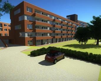 Kamer in Nijmegen, de Genestetlaan op Kamernet.nl: Groot luxe nieuwbouw appartement