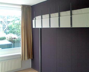 Kamer in Enschede, Antwerpenstraat op Kamernet.nl: Kleine maar fijne kamer met hoogslaper naast park.