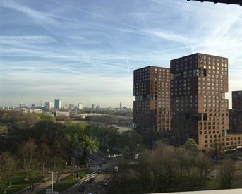 Kamer in Utrecht, Azielaan op Kamernet.nl: Strak gerenoveerd 3-kamer appartement met balkon