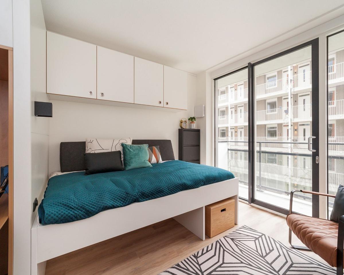 Kamer te huur in de Tandwielstraat in Rotterdam
