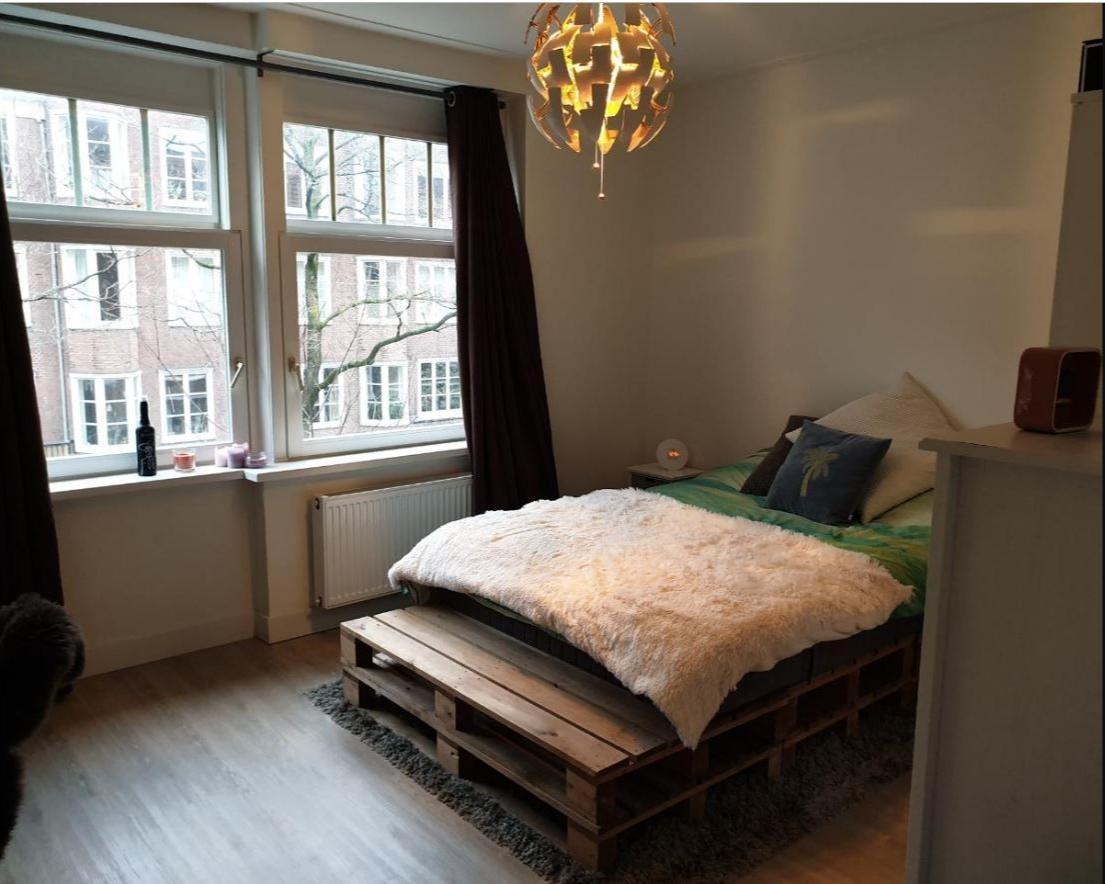 Kamer te huur in de Jekerstraat in Amsterdam