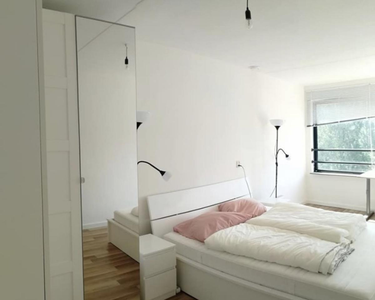 Kamer te huur in de Gerrit Mannourystraat in Amsterdam
