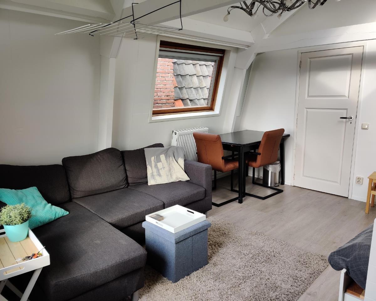 Kamer te huur in de Herenstraat in Leiden