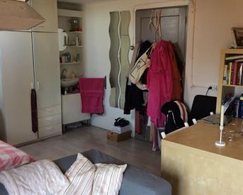Kamer in Leiden, Bronkhorststraat op Kamernet.nl: Bronx zoekt nieuwe vrouwelijke huisgenootjes!