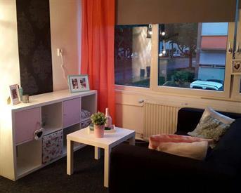 Kamer in Breda, Jan van den Domstraat op Kamernet.nl: Leuke kamer (18m2) in gezellig studentenhuis