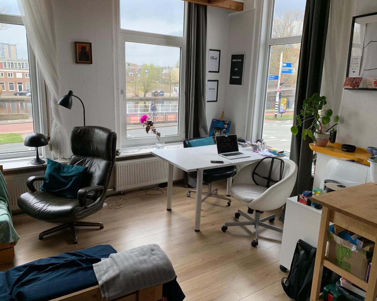 Kamer te huur in de Schalkwijkerstraat in Haarlem