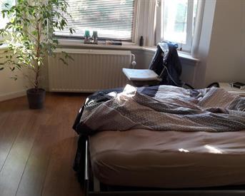 Kamer in Breda, Wilhelminasingel op Kamernet.nl: Woon + Slaapkamer nabij centrum Breda