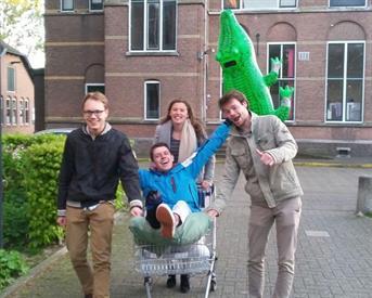 Kamer in Wageningen, Costerweg op Kamernet.nl: 3 kamers komen vrij dus keuze is reuze
