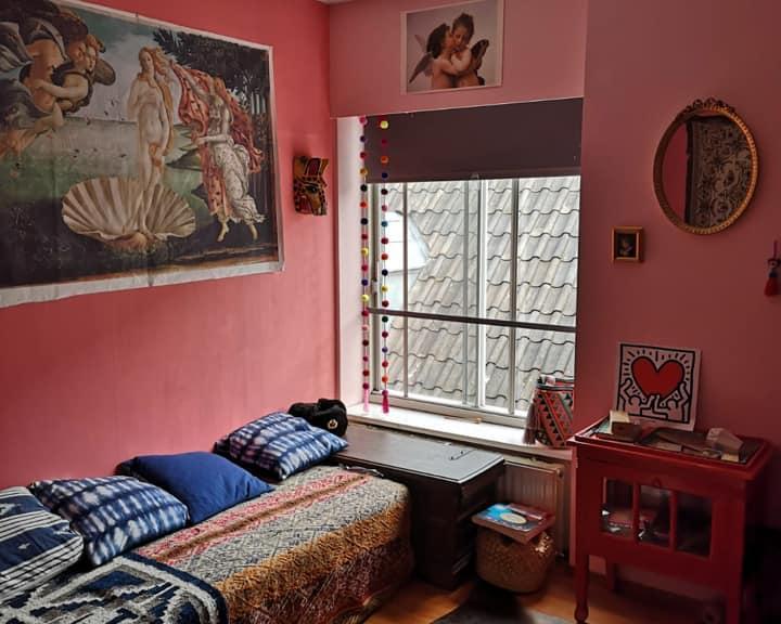 Kamer te huur in de Karrenstraat in Den Bosch