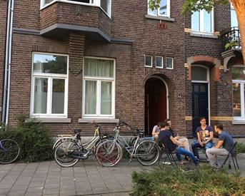 Kamer in Maastricht, Louis Loyensstraat op Kamernet.nl: HEERENHUIS ADRIANUS ZOEKT HUISGENOTEN!