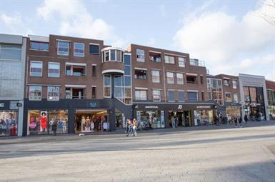 Kamer in Enschede, H.J. van Heekplein op Kamernet.nl: Modern appartement centrum Enschede €995,- per maand