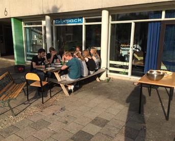 Kamer in Enschede, Calslaan op Kamernet.nl: Mooie kamer in gezellig studentenhuis