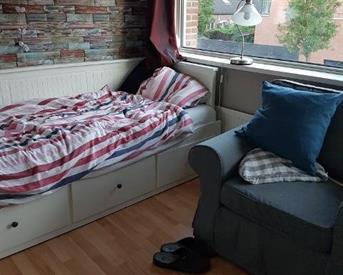 Kamer in Delft, Boeroestraat op Kamernet.nl: geweldig mooie kamer