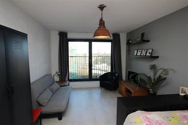 Kamer in Amsterdam, Welnastraat op Kamernet.nl: Deze prachtige Studio bevind zich op de 7de verdieping